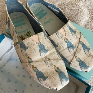 TOMS Disney Shoes